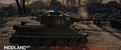 T-34-85M Remodel , 3 photo